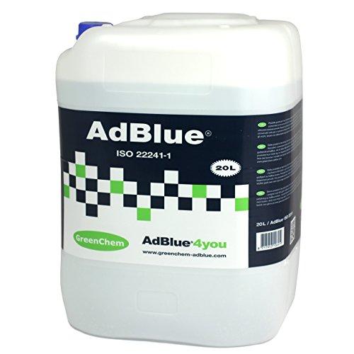 Greenchem 20 Litre Adblue