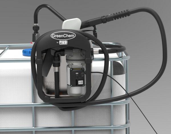 Piusi Elite Three 25 Electric IBC AdBlue Pump